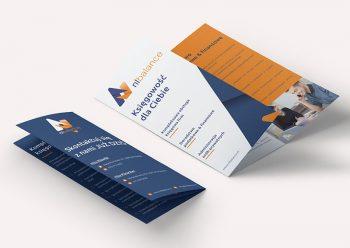 Nl Balance – ulotka / handbill