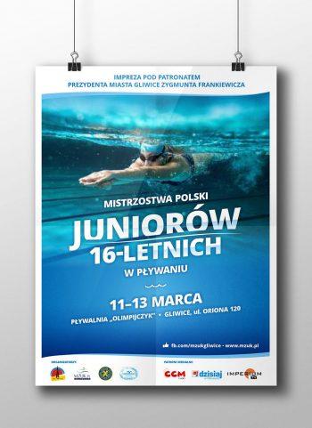 MP Juniorów w pływaniu